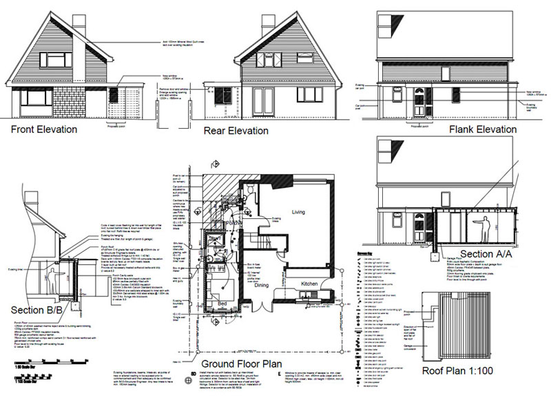How to get building plan approval in lagos nigeria real Residential building plan sample