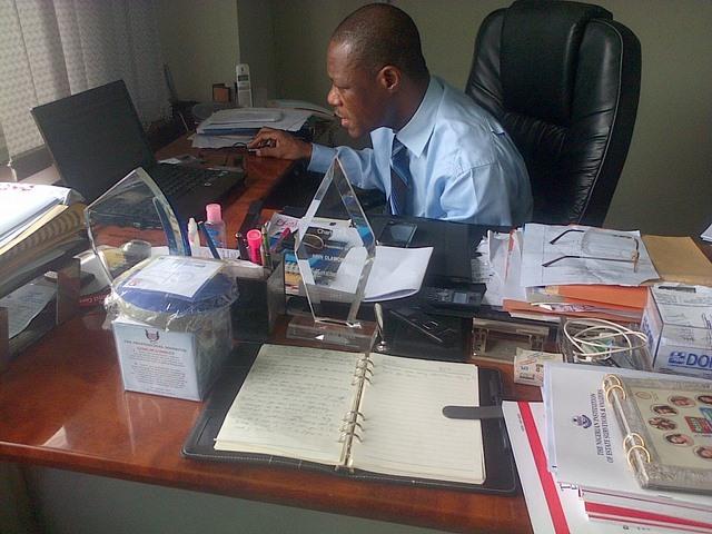Akin Olawore 3