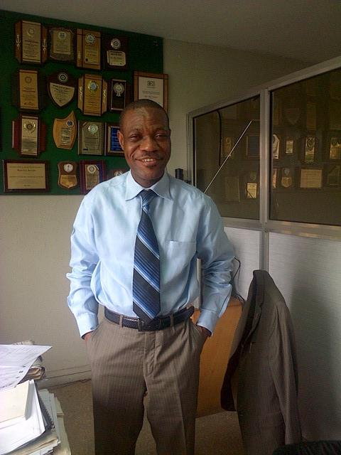 Akin Olawore 4
