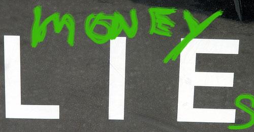 money-lies