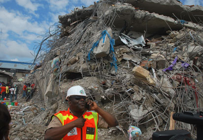 Professionals Calls For Synergy Among Professional Groups Against Building Collapse