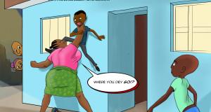 Brouhaha of Oga Martins Episode 6