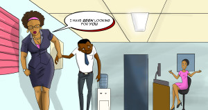 Brouhaha of Oga Martins Episode 7