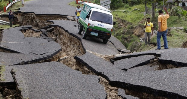 Nigeria is susceptible to earthquake'