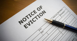eviction process landlord