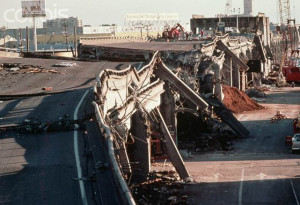Compared to any place in the world, earthquake is a frequent occurrence in California