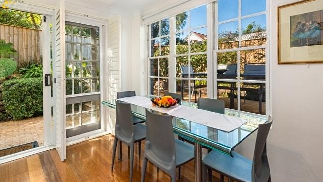 This townhouse at 5/1 Tunks St Waverton, fetched a pretty penny under the hammer