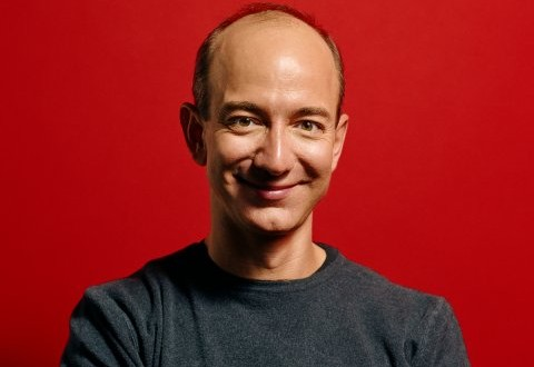 Amazon founder - Jeff Bezo