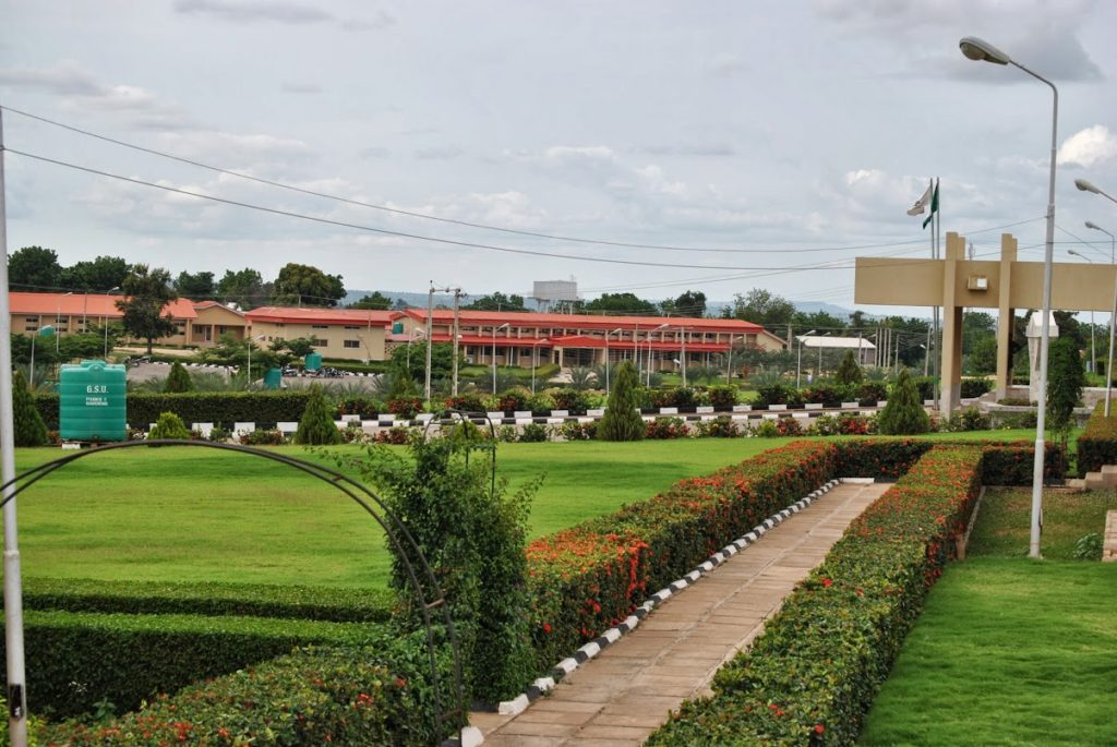 beautiful campuses in Nigeria