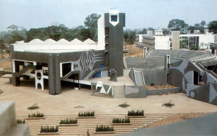 Department of Architecture OAU, is an architectural masterpiece on its own