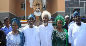 Osun inaugurates N750m school named after Soyinka