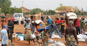 IDPs in New Kuchigworo camp, Abuja, accuses leaders of selling some of the items donated to them