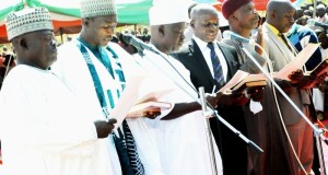 Plateau Governor Swears In Housing And Urban Development Commissioner, Others
