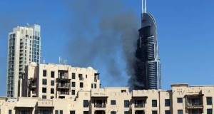 Dubai Property Giant Vows To Restore Hotel Damaged In Fire