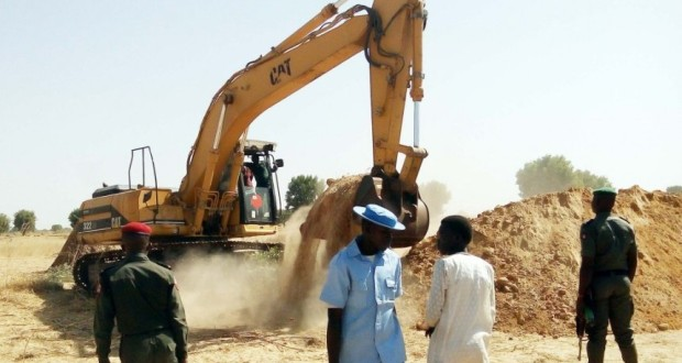 Borno Govt. To Construct Trenches In Vulnerable Communities