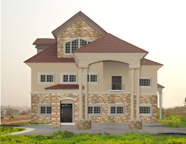 Housing will help jump start the economy afolayan for Beautiful house designs in nigeria