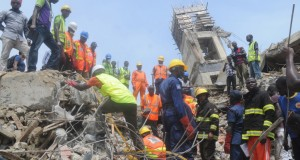 Lekki Collapsed building: Owners Exceeded Approved Floors