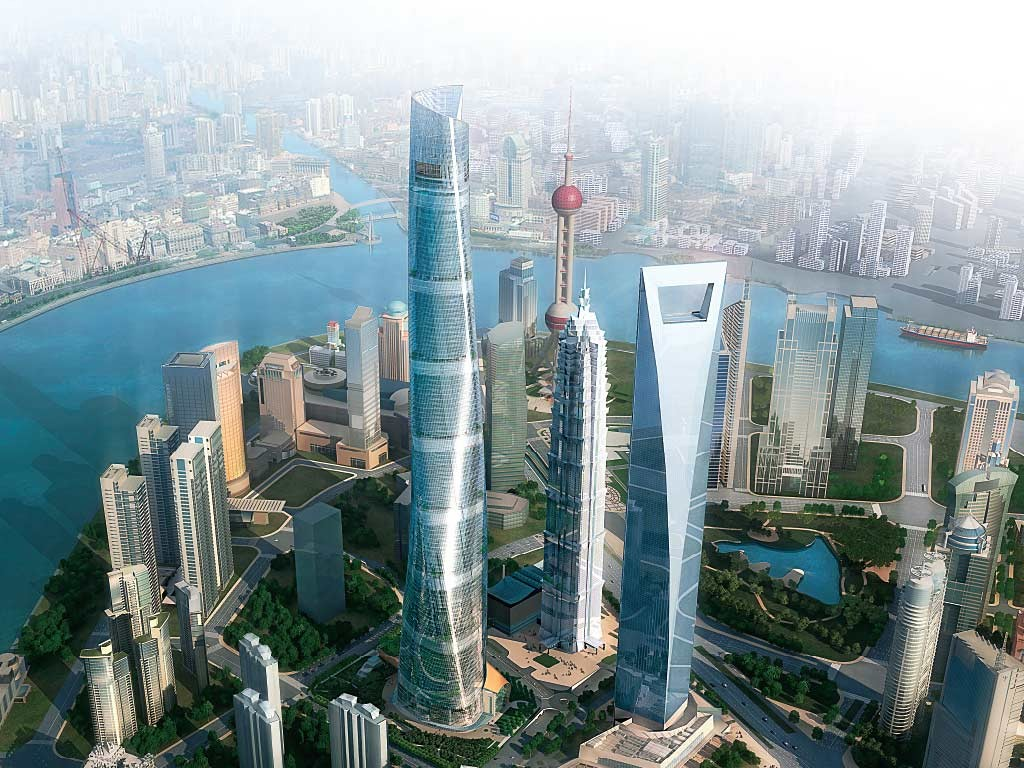 Shanghai Tower of Shanghai