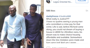 Why Is Lekki Gardens MD In Prison While TB Joshua Walks Free?- Freeze Cool Fm