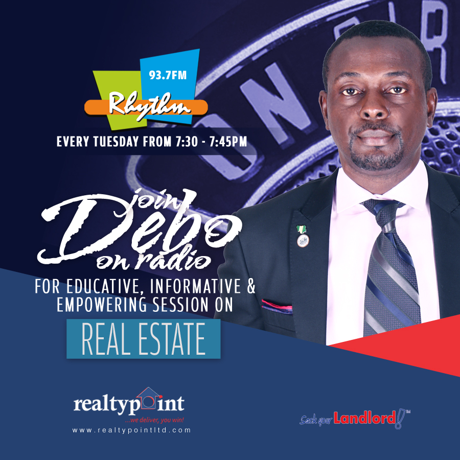 RENT TO OWN Sack Your Landlord with Debo Adejana