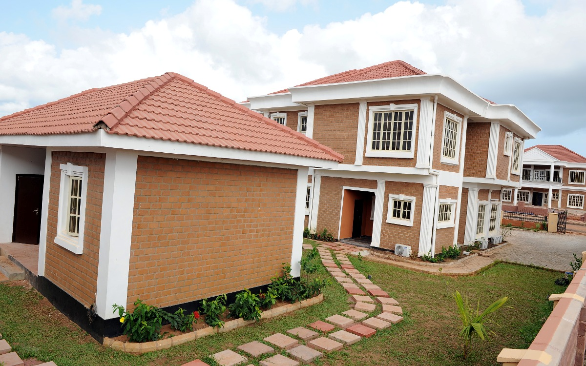 2015 nigeria real estate report forecast for 2016 for Real house