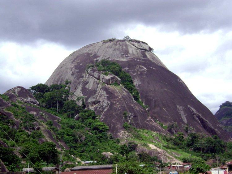 Idanre-Hills