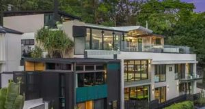 This Spectacular Hillside Mansion Could be Brisbane's Most Expensive Ever Property