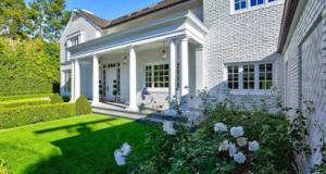 Actress Zoe Saldana Splashes $9m on Luxury Beverly Hills mansion
