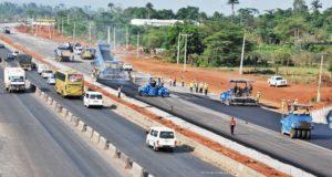 RCC, Julius Berger Resume Work on Lagos-Ibadan Expressway Project