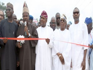 Dangote Begins Construction of First Set of Concrete Roads