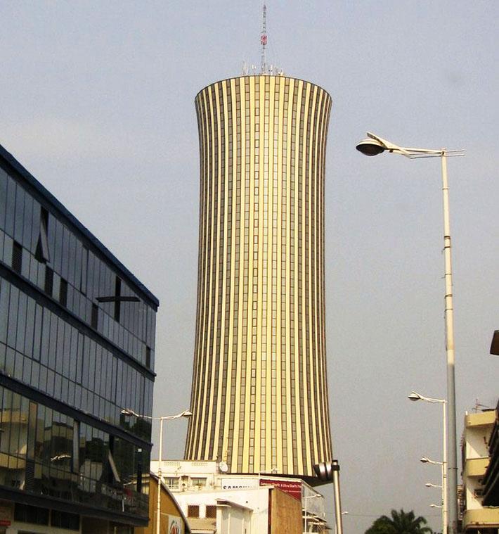 Nabemba-Tower
