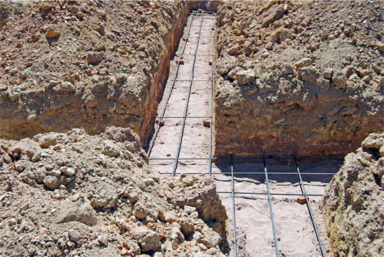 Building foundation types concrete foundation 28 images Foundations types