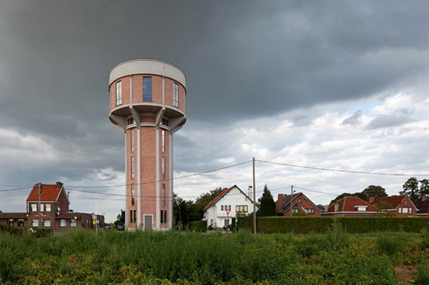 Old water tower 2