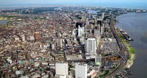 population and habitation in Lagos
