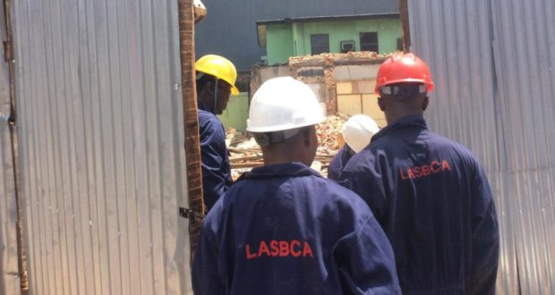 Lagos State seals estates, commercial property over building permit