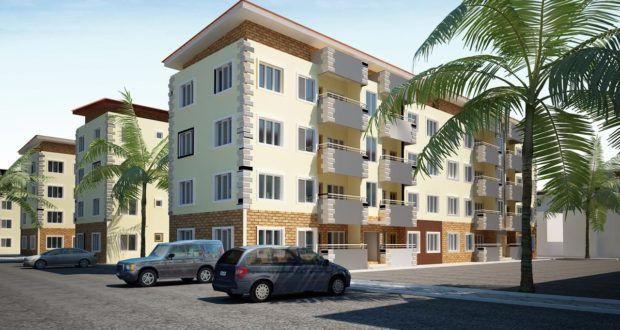 2, 736 affordable housing units