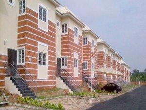 housing; sette down