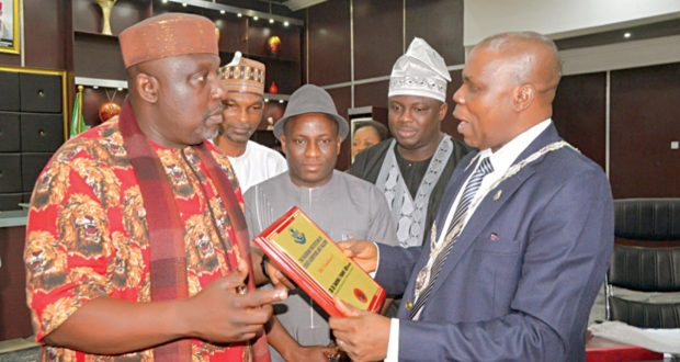 Okorocha donates land for NIESV office complexes
