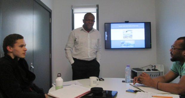 Mr Lookman Oshodi on slums in Lagos state