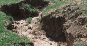 Gully erosion threatens seven Edo communities