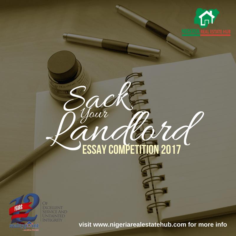 real estate essay contests