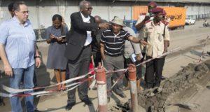 Apapa Wharf Road Reconstruction Begins July 7