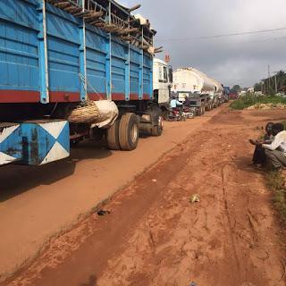 Benin-Ekpoma-Okene Road