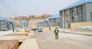 2,000 housing units in two years