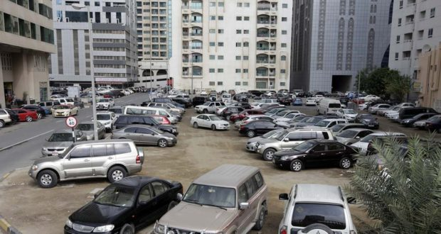Private car parks in Lagos