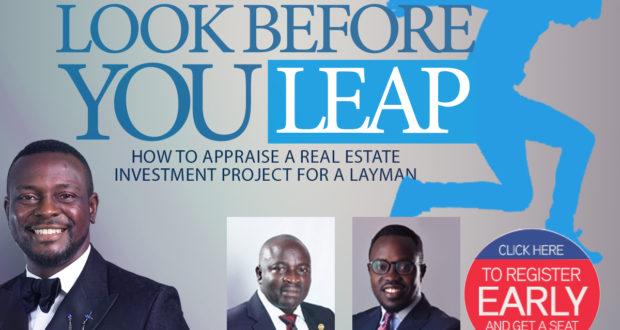 Debo Adejana Real Estate Seminar