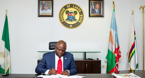 Ambode extends Oshodi-Airport road construction to Ladipo