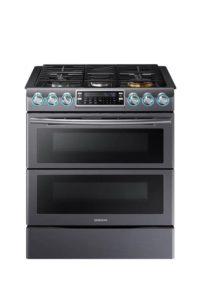Smart Home Technology - Samsung Oven