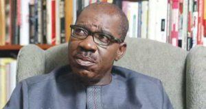 Godwin Obaseki-Edo Governor