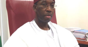 Delta State governor